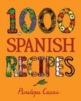 Jacket Image For: 1,000 Spanish Recipes
