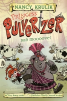 Jacket Image For: Princess Pulverizer Bad Moooove! #3