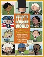 Jacket Image For: Ordinary People Change the World Sticker Activity Book