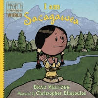 Jacket Image For: I am Sacagawea