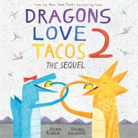 Jacket Image For: Dragons Love Tacos 2