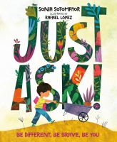 Jacket Image For: Just Ask!