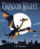 Jacket Image For: Dragon Night
