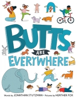 Jacket Image For: Butts Are Everywhere
