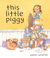 Jacket Image For: This Little Piggy