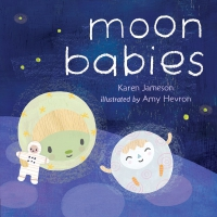 Jacket Image For: Moon Babies