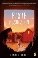 Jacket Image For: Pixie Pushes On