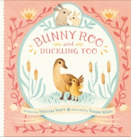 Jacket Image For: Bunny Roo and Duckling Too