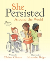Jacket Image For: She Persisted Around the World