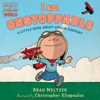 Jacket Image For: I am Unstoppable