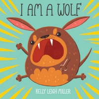 Jacket Image For: I Am a Wolf
