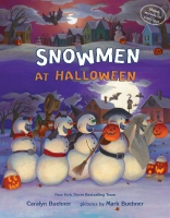 Jacket Image For: Snowmen at Halloween