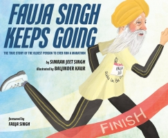 Jacket Image For: Fauja Singh Keeps Going