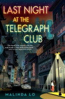 Jacket Image For: Last Night at the Telegraph Club