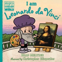 Jacket Image For: I Am Leonardo da Vinci