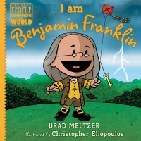 Jacket Image For: I am Benjamin Franklin