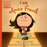 Jacket Image For: I am Anne Frank