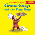 Jacket Image For: Curious George and the Pizza Party