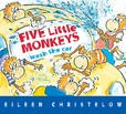 Jacket Image For: Five Little Monkeys Wash the Car