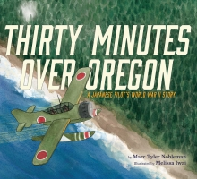 Jacket Image For: Thirty Minutes Over Oregon