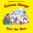 Jacket Image For: Curious George Joins the Team