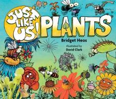 Jacket Image For: Just Like Us! Plants