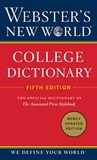Jacket image for Webster's New World College Dictionary, Fifth Edition