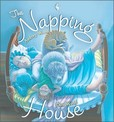 Jacket Image For: The Napping House board book