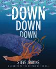 Jacket image for Down, Down, Down: A Journey to the Bottom of the Sea