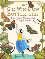 Jacket Image For: The Girl Who Drew Butterflies