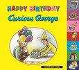 Jacket image for Happy Birthday, Curious George!