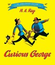 Jacket Image For: Curious George: 75th Anniversary Edition