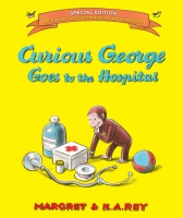 Jacket Image For: Curious George Goes to the Hospital (Special Edition)