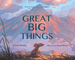 Jacket Image For: Great Big Things