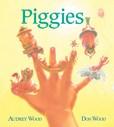 Jacket Image For: Piggies (Board Book)