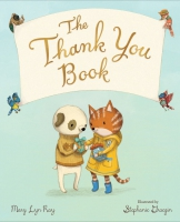 Jacket Image For: The Thank You Book