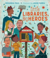 Jacket Image For: Little Libraries, Big Heroes