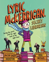 Jacket Image For: Lyric McKerrigan, Secret Librarian