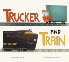 Jacket Image For: Trucker and Train