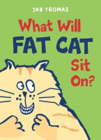 Jacket Image For: What Will Fat Cat Sit On?