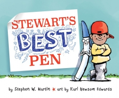 Jacket Image For: Stewart's Best Pen