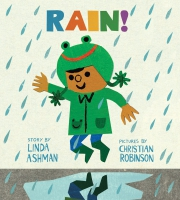 Jacket Image For: Rain! (Board Book)