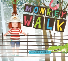 Jacket Image For: Monkey Walk