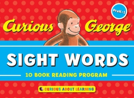 Jacket Image For: Curious George Sight Words