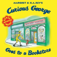 Jacket Image For: Curious George Goes to a Bookstore