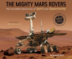 Jacket Image For: The Mighty Mars Rovers