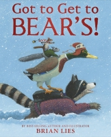 Jacket Image For: Got to Get to Bear's