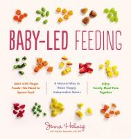 Jacket Image For: Baby-Led Feeding