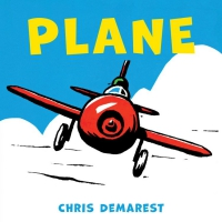 Jacket Image For: Plane