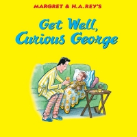 Jacket Image For: Get Well, Curious George
